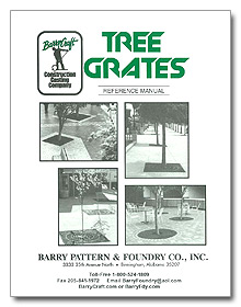 Tree Grates - Barrycraft